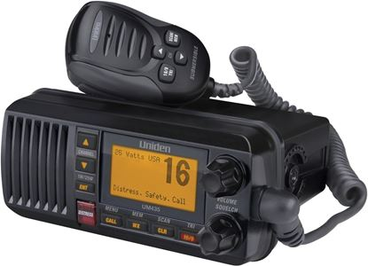 Picture of Uniden UM435BK Fixed Mount VHF