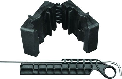 Picture of Wheeler 156444 AR-15 Upper Vise Block Delta Series