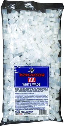 Picture of Winchester WAA12 Shotshell Wads 12 GA White 1 To 1-1/8oz 250Bx
