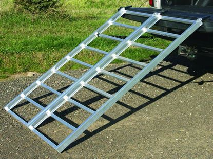 Picture of Yu-Trax Bi-fold Aluminum Ramp