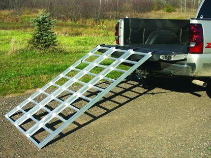 Picture of Yu-Trax Tri-Fold Aluminum Ramp