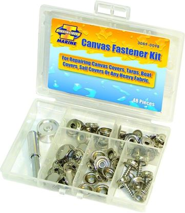 Picture of 48 Piece Canvas Fastener Kit