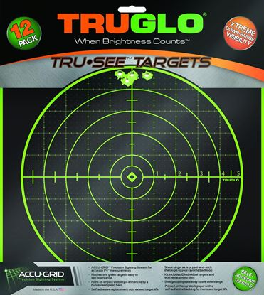 Picture of TruGlo Tru-See Splatter Target 100
