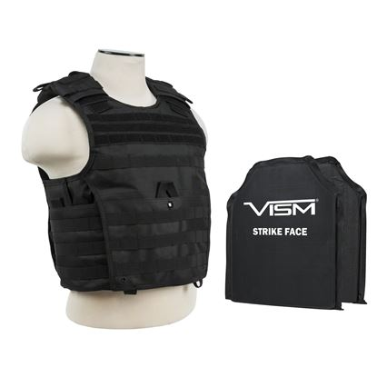 Picture of NC Star VISM Expert Soft Panel Plate Carrier Vest