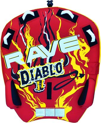 Picture of Rave Diablo ll 2 Rider Towable