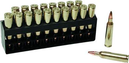 Picture of Remington R22501 Standard Rifle Ammo 22-250 REM, PSP, 55 Grains, 3680 fps, 20, Boxed