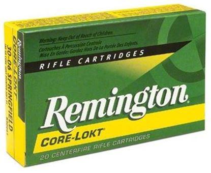 Picture of Remington R30CAR Standard Rifle Ammo 30 CARBINE, SP, 110 Grains, 1990 fps, 50, Boxed