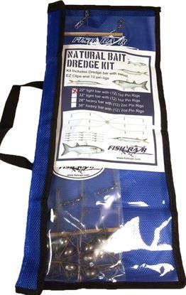 Picture of Fish Razr FR981 Natural Dredge Kit-