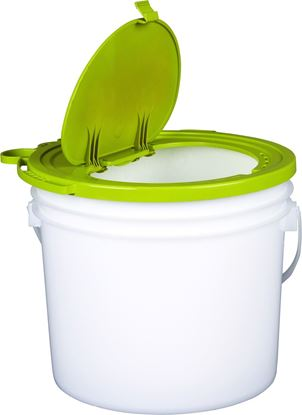 Picture of Flambeau Insulated 3.5 Gallon Minnow Bucket