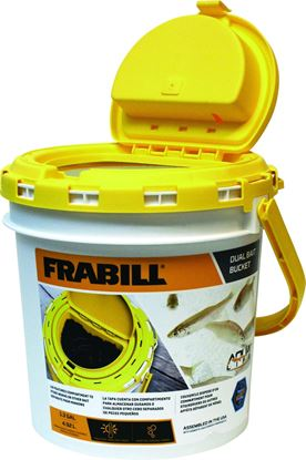 Picture of Frabill Insulated Bucket W/Aerator Hang-On (Replaces 1405, 4723,47231)