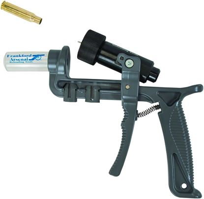 Picture of Frankford Arsenal 909283 Platinum Series Hand Deprimer, .20 Cal up to .338 Lapua