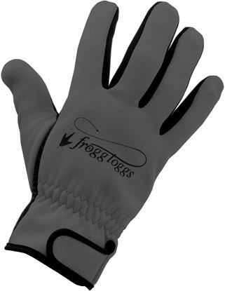 Picture of Frogg Toggs Fleece Fishing & Outdoor Gloves With Fingers