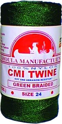 Picture of Catahoula Green Braided Nyltwine