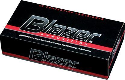 Picture of CCI 3501 Blazer Centerfire Pistol Ammo 25 Auto 50Gr 50Rnd TMJ Blazer