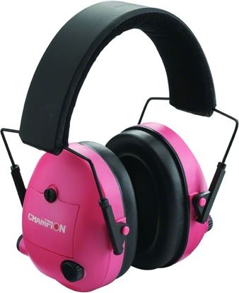 Picture of Champion Ladies Safety Glasses/Ear Muffs