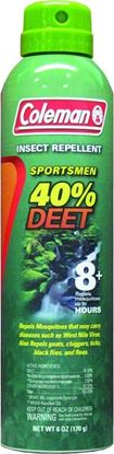 Picture of Coleman 40% Deet Insect Repellents