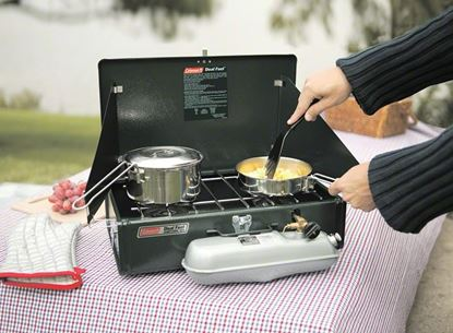 Picture of Coleman Dual Fuel Stove
