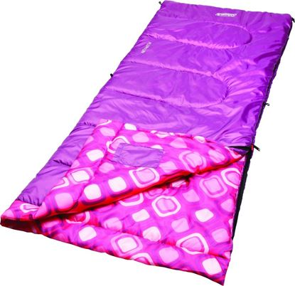 Picture of Coleman Youth Rectangular Sleeping Bag