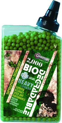 Picture of Crosman Biodegradable Soft Air Bb's