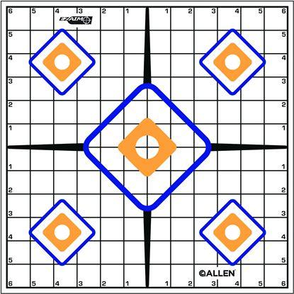 Picture of Allen EZ Aim Sight Grid Target