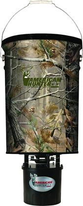 Picture of American Hunter 50 Lb Hanging Feeder w/R Kit Pro