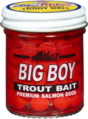 Picture of Atlas Big Boy Salmon Eggs