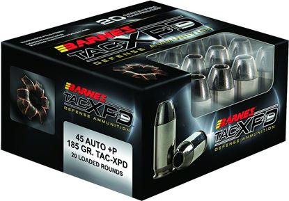 Picture of Barnes TAC-XPD Defense Handgun