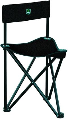 Picture of Barronett BC100 Black Folding Chair 250Lb Weight Capacity