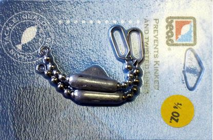 Picture of Bead Chain Keel Sinkers