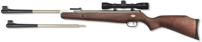 Picture of Beeman Silver Kodiak Air Rifle Combo