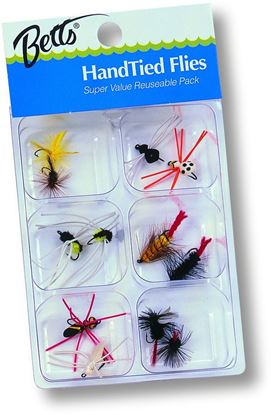 Picture of Betts Fly Tackle Pack