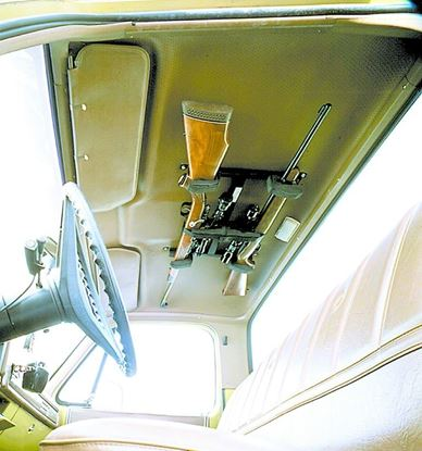 Picture of Big Sky Racks Series Overhead Gun Racks