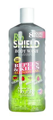Picture of Bio Shield Body Wash & Shampoo