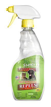 Picture of Bio Shield Repellant Pet Spray