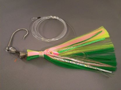 Picture of Blue Water Candy Ballyhoo Rig