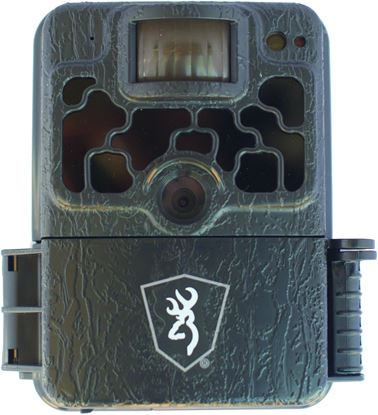 Picture of Browning BTC-6HDS Black Label 10MP HD Black Security Camera, 70' IR Flash Range, 1280 x 720 HD Video