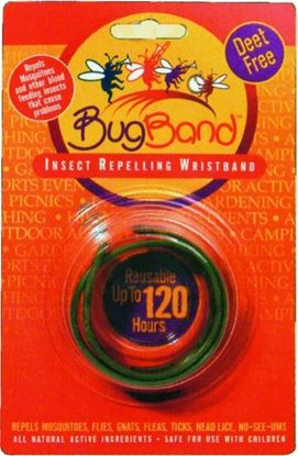 Picture of Bug Band Wrist Bands Blister Card