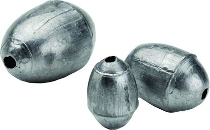 Picture of Bullet Weights Egg Sinkers