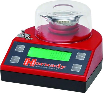 Picture of Hornady 050108 Electronic Bench Scale 1500 Grain