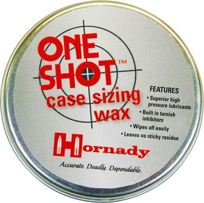 Picture of Hornady 009989 One Shot Case Sizing Wax
