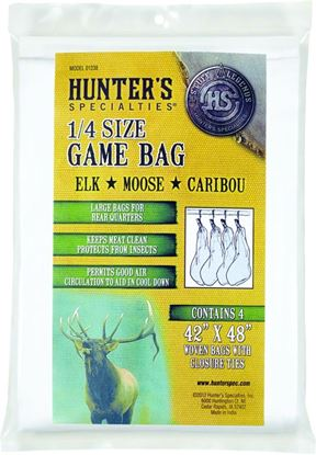 Picture of Hunters Specialties Quarter Size Game Bag