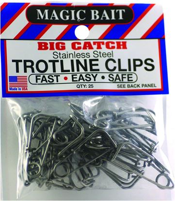 Picture of Magic Big Catch Trotline Clips
