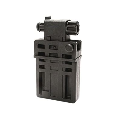Picture of Magpul MAG536-BLK BEV Block (Barrel Extension Vise) Fixture Tool for AR15/M4 Uppers and Lowers, Black