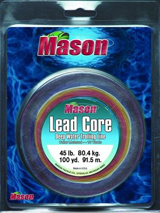 Picture of Mason Lead Core Trolling Braid