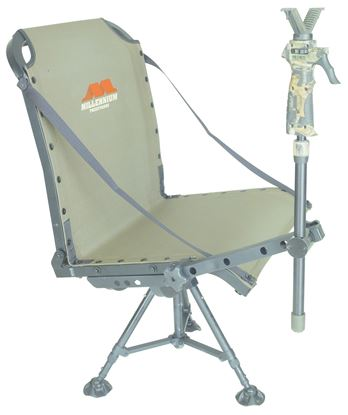Picture of Millennium Chair Shooting Rest
