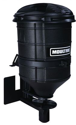 Picture of Moultrie MSS-12722 ATV Spreader, Electronic Feed Gate, 100 Lb Capacity