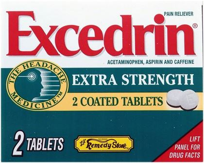 Picture for manufacturer Excedrin