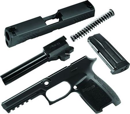 Picture for category Firearm Upper Receivers
