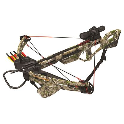 Picture of Arrow Precision Inferno Flame Crossbow