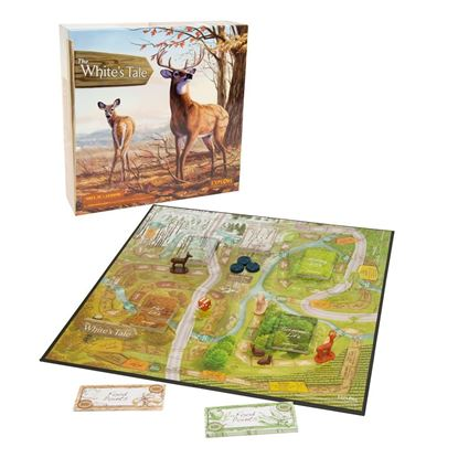 Picture of ATA The Whites Tail Board Game